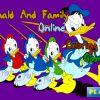 Donald und Tick Trick und Track anmahlen